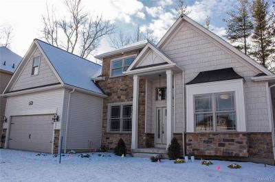 Amherst Single Family Home A-Active: 22 Avalon Meadows Lane