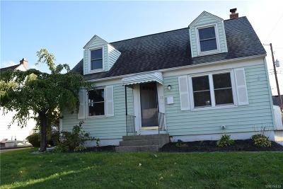 Cheektowaga Single Family Home A-Active: 55 Daniel Avenue