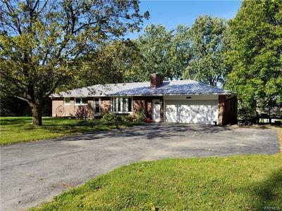 Marilla Single Family Home A-Active: 12888 Bullis Road