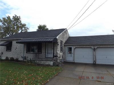 West Seneca Single Family Home A-Active: 55 Maplewood Avenue
