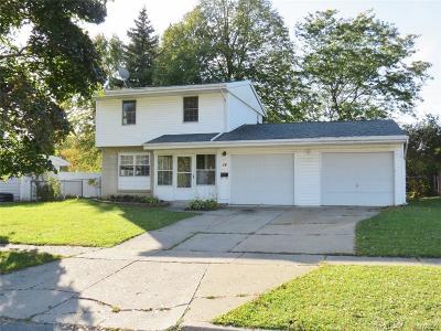 West Seneca Single Family Home A-Active: 14 Centerview Drive