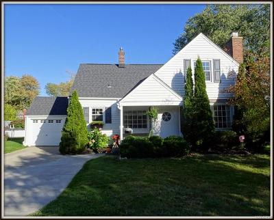 Amherst Single Family Home A-Active: 398 Darwin Drive