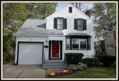 Cheektowaga Single Family Home A-Active: 17 Roswell Road