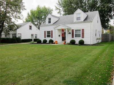 Amherst Single Family Home A-Active: 304 Hedstrom Drive
