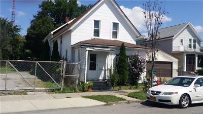 Buffalo Multi Family 2-4 A-Active: 180 West Ferry Street