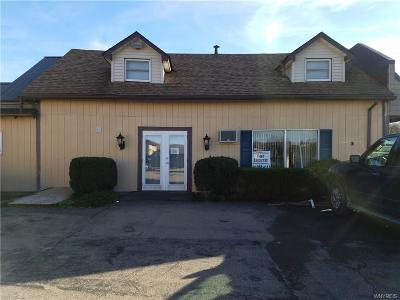Commercial Lease A-Active: 3458 Riverside Drive
