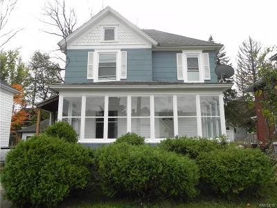 Salamanca Single Family Home A-Active: 502 Wildwood Avenue