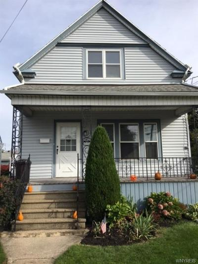 Cheektowaga Single Family Home A-Active: 239 Halstead Avenue