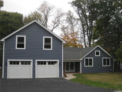 Buffalo, Evans, Hamburg Single Family Home A-Active: 1798 South Creek Road