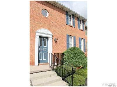 Amherst Condo/Townhouse A-Active: 12 Tralee Ter