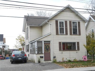 Batavia-City NY Single Family Home A-Active: $65,900