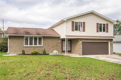 West Seneca Single Family Home A-Active: 90 Round Trail Road
