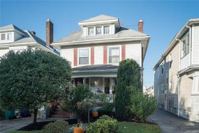 Buffalo Single Family Home A-Active: 182 Saranac Avenue
