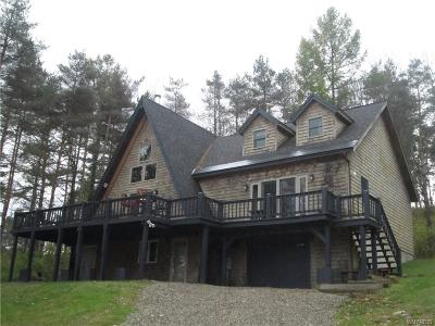 Mansfield Single Family Home A-Active: 6353 Hencoop Hollow Road