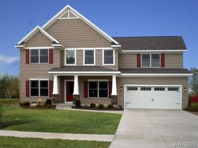 Orchard Park Single Family Home A-Active: 34 Riley Meadow