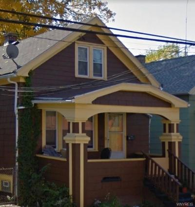 Buffalo Single Family Home A-Active: 337 Crowley Avenue