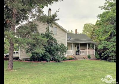 Darien Single Family Home A-Active: 703 Broadway