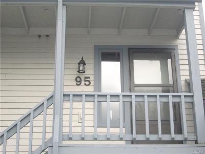 Ellicottville Condo/Townhouse A-Active: 95 Wildflower