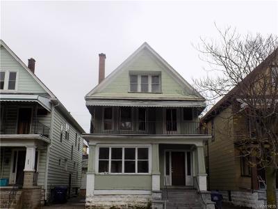 Buffalo Multi Family 2-4 A-Active: 218 East Delavan Avenue