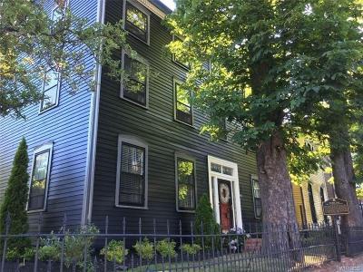 Buffalo Single Family Home A-Active: 412 Virginia Street
