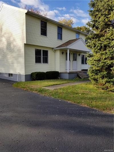 Wheatfield Multi Family 2-4 A-Active: 7226 Witmer Road