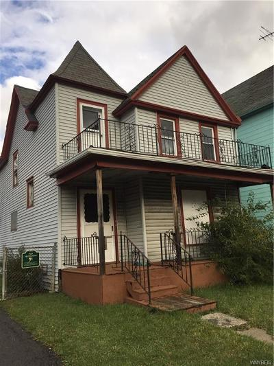Erie County Multi Family 2-4 A-Active: 1010 Lovejoy North