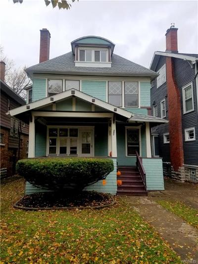 Buffalo Multi Family 2-4 A-Active: 280 Woodward Avenue