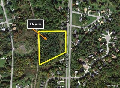 Hamburg Residential Lots & Land A-Active: V/L McKinley Parkway West