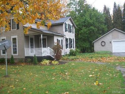 Westfield Single Family Home A-Active: 21 Oak Street