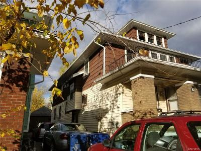 Buffalo Multi Family 2-4 A-Active: 6 Thornton Avenue