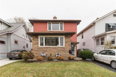 Buffalo Single Family Home A-Active: 191 Crestwood Avenue