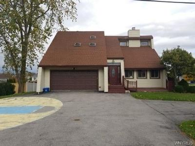 Single Family Home C-Continue Show: 6125 Fairway Court