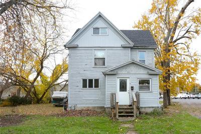 Batavia-City NY Single Family Home A-Active: $59,900
