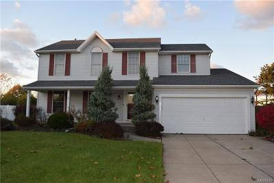 Single Family Home A-Active: 3357 Creekview Drive