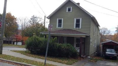 Warsaw Single Family Home A-Active: 25 Prospect Street