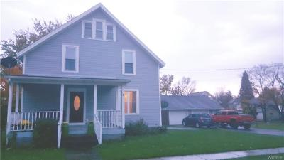 North Collins Single Family Home A-Active: 2085 Sherman Avenue