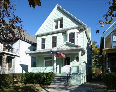 Buffalo Single Family Home A-Active: 63 Greenfield Street
