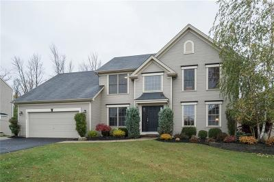 Hamburg Single Family Home A-Active: 5200 Woodway Court