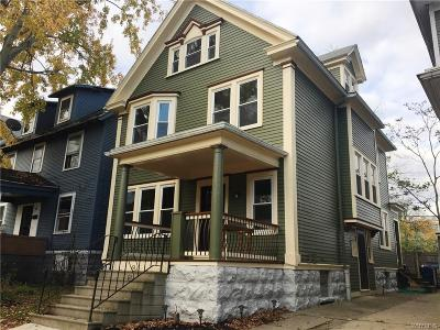 Buffalo Single Family Home A-Active: 162 Oxford Avenue