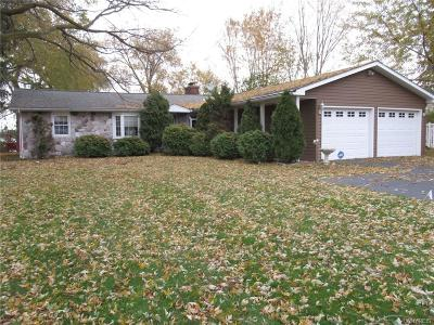 Grand Island Single Family Home A-Active: 3643 East River Road