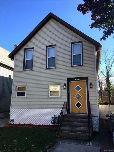 Buffalo Multi Family 2-4 A-Active: 477 Connecticut Street