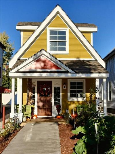 Buffalo Single Family Home A-Active: 151 16th Street Street