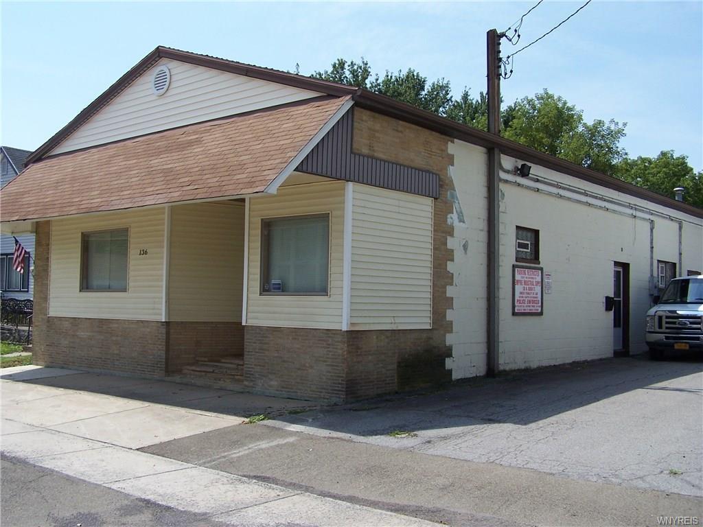 136 North Ogden Street Buffalo Ny Mls B1087384 Real Estate