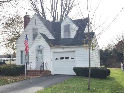 Attica Single Family Home A-Active: 320 Main Street