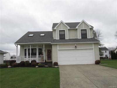 Grand Island Single Family Home A-Active: 72 White Tail Run