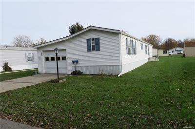 Shelby Single Family Home A-Active: 107 Lakewood