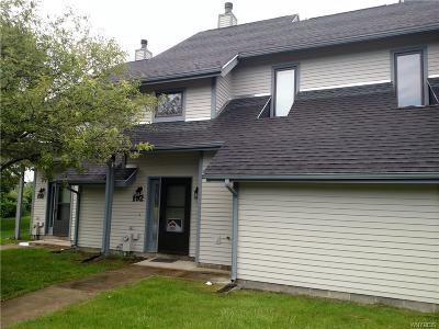 Ellicottville Condo/Townhouse A-Active: 192 Wildflower Apts