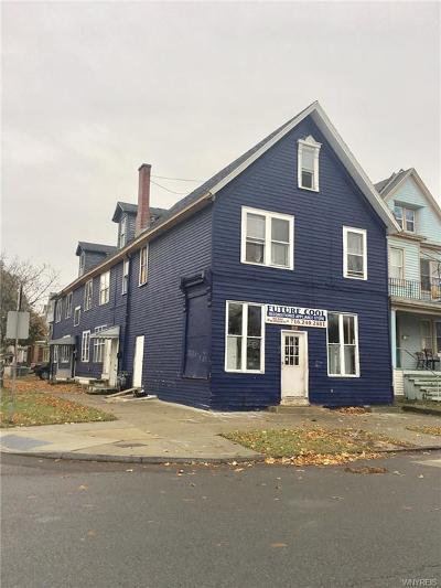 Buffalo Multi Family 2-4 A-Active: 357 Vermont Street