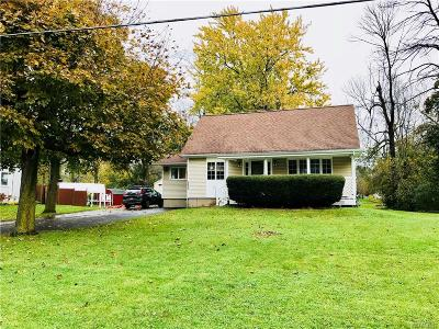 Lewiston Single Family Home A-Active: 5919 Garlow Road