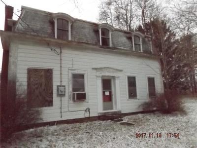 Amity NY Single Family Home A-Active: $35,900